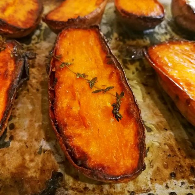 The Tastiest Roasted Sweet Potatoes Recipe And Tips